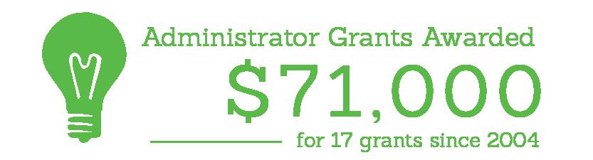 administrator grant statistics-16