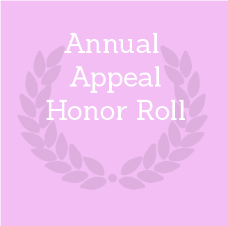 Achieve Foundation-annual appeal honor rool icon