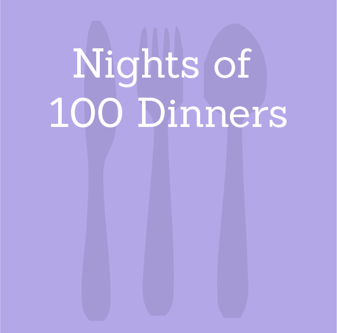 Nights of 100 Dinners